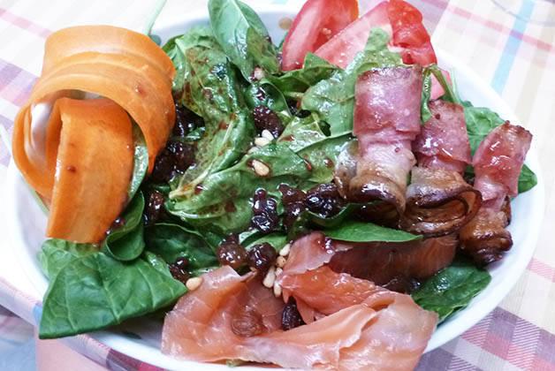 Alcoba Azul salade