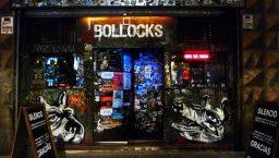 Bollocks: un des bars rock de Barcelone