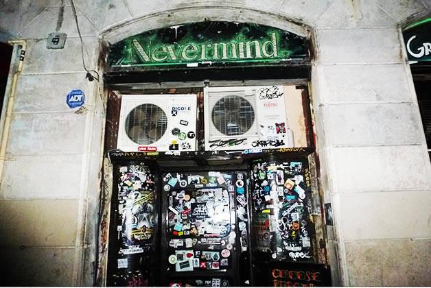 bars rock nevermind