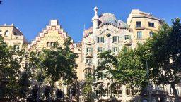 Extérieur Casa Batlló, Casa Amatller