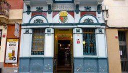 façade du Monopol