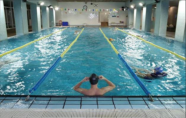 piscine BCN sport hostel