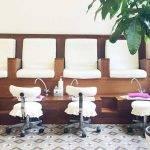 salons de beauté: the pink peony