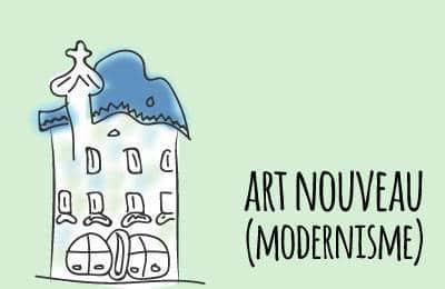 visite guidee modernisme