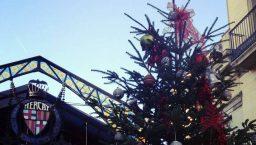 Menu de Noël à Barcelone: Boqueria