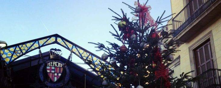 reveillon de noel 2018 a barcelone Menu de Noël à Barcelone: organisez votre repas de fête! reveillon de noel 2018 a barcelone