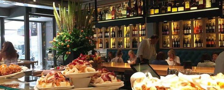 bar à tapas Barcelone Vinitus