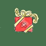 paquet cadeau.post
