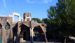 colònia Güell crypte de Gaudí