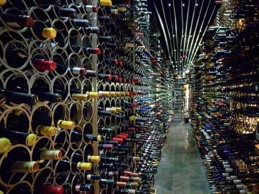 vins catalans: stock de bouteilles