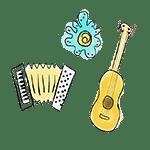 accordéon guitare