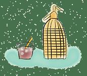 dessin syphon vermouth