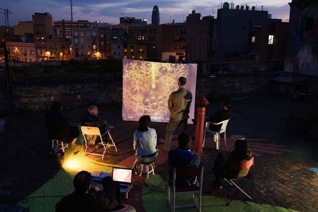 Loop festival Barcelone