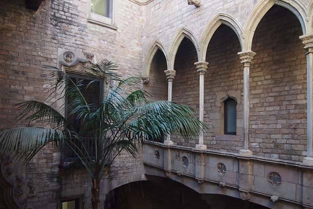 Musées gratuits à Barcelone: le musée Picasso