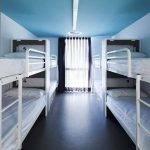 amistat beach hostel dortoir