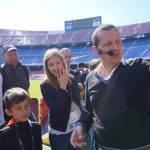Visite Camp Nou avec un expert: Olivier