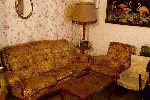 Le Standard intérieur canapé
