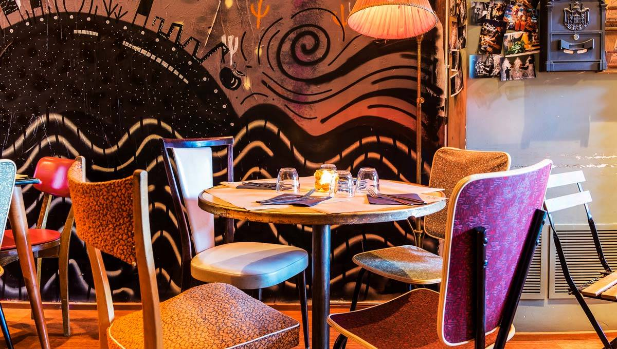 Guzzo intérieur table