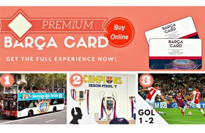 Barça Card