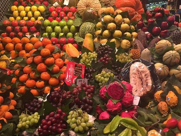 1 jour à Barcelone: marché de la Boqueria