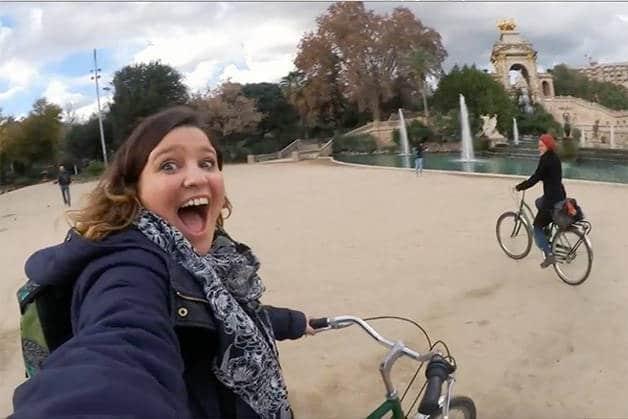 Un jour à Barcelone: balade en vélo