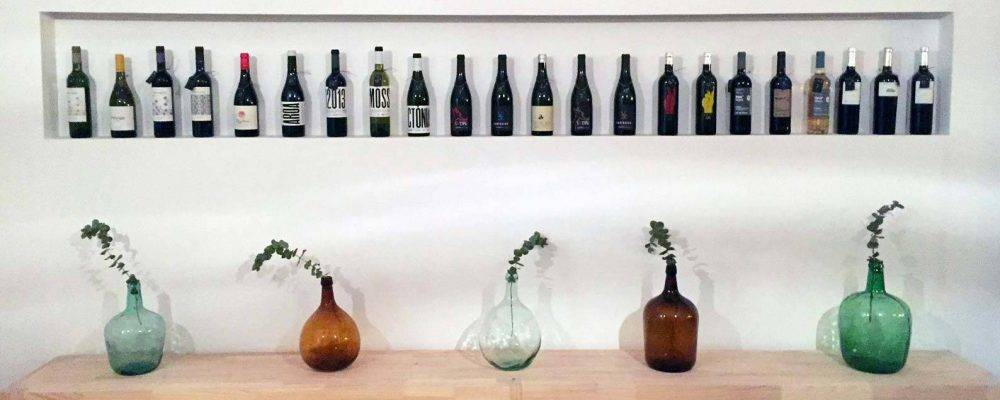 AmoVino: un restau-bar accueillant autour des vins catalans