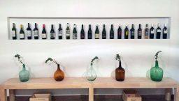 Amovino, bouteilles de vin
