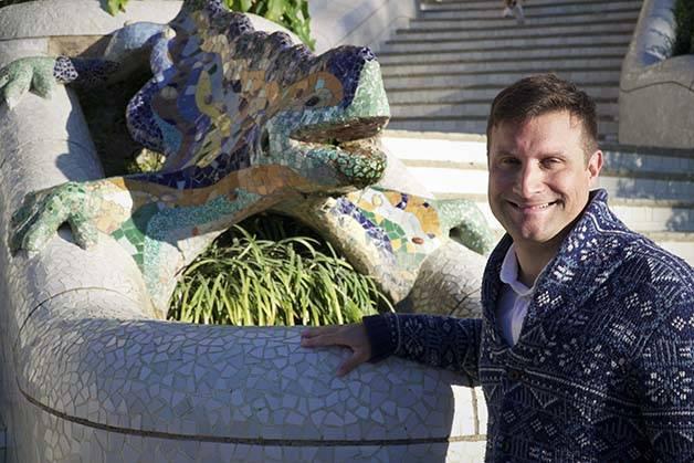 Visites guidées du parc Güell: visite avec José