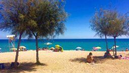 plages autour de Barcelone: Badalona