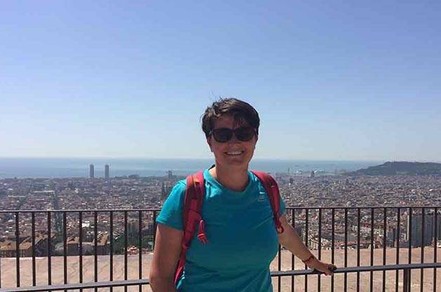 randonnée Florence panorama