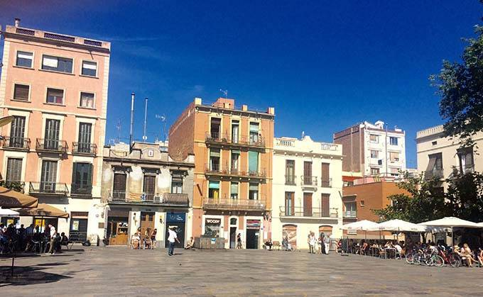 Sol Soler plaça del Sol