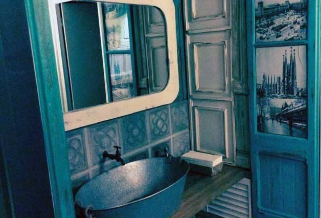the sopa boba toilettes à l'ancienne