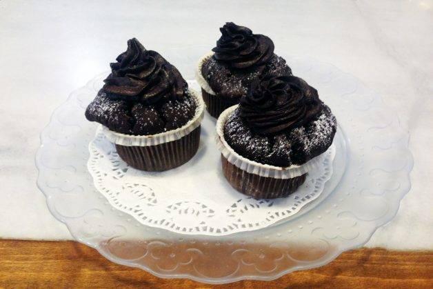 muffins au chocolat de la Besnéta