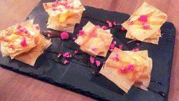 the sopa boba dessert aux fruits de la passion