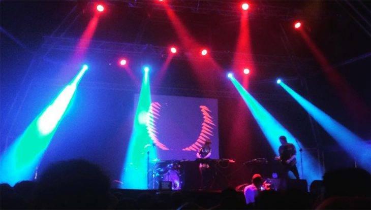 concerts à Barcelone en 2017 et 2018