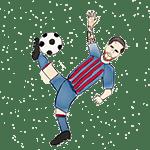 dessin Lionel Messi