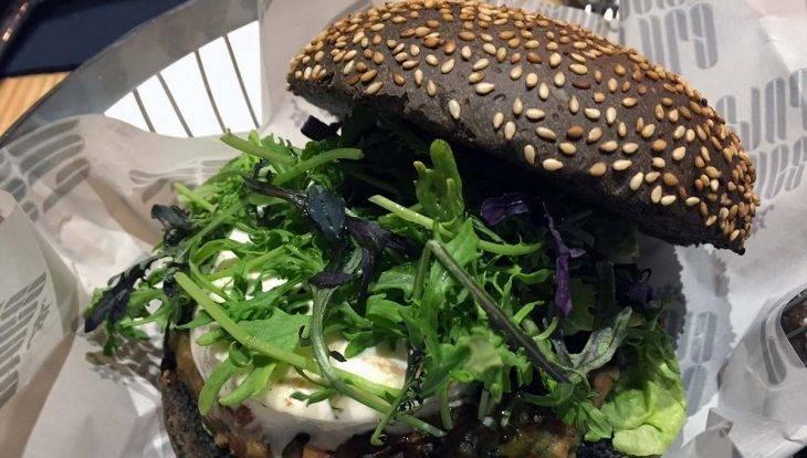 santa Burg hamburger