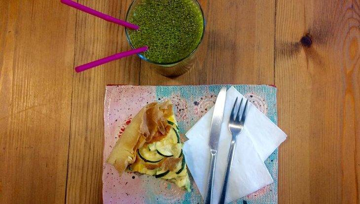 The SweetOphelia café repas