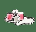 dessin appareil-photo