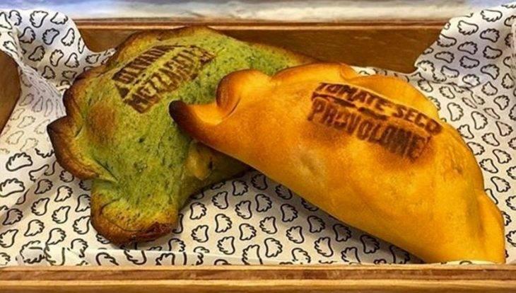 empanadas colorées Les Muns