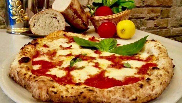 Pizza Reina Margherita