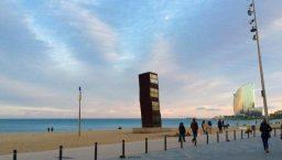 Barcelone bord de mer