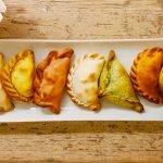 Empanadas colorées Las Muns