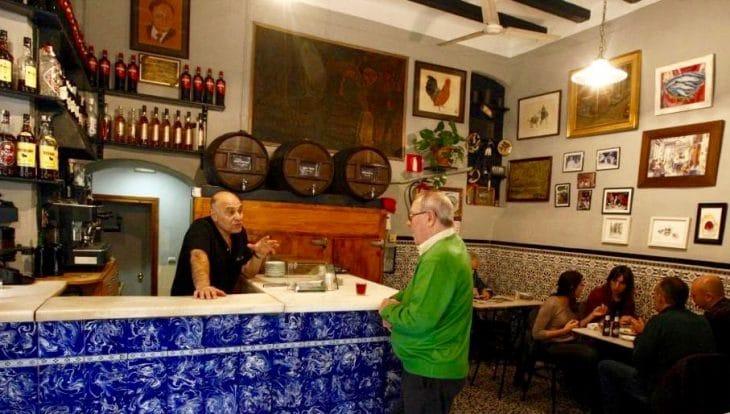 Bar à tapas La Plata