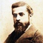 portrait de Gaudí en 1878