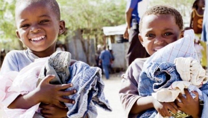 Uniqlo: vêtements usagers distribués aux pays en voie de développement