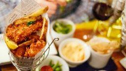 The fish&chips Shop: produit vedette