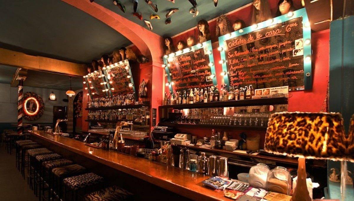 meilleurs-bars: comptoir du Sor Rita