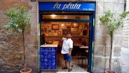 tapas Barcelone Bar del plata