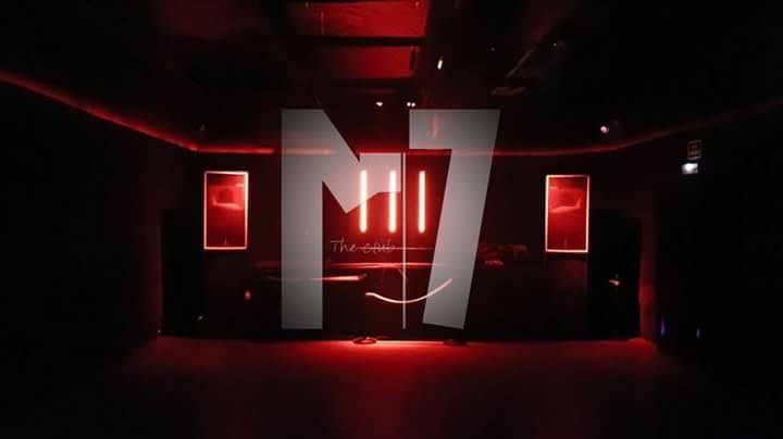 club électro the club M7